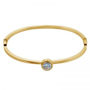 Bracelet Crystal Gold