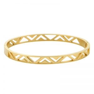 Bracelet Triangle Gold